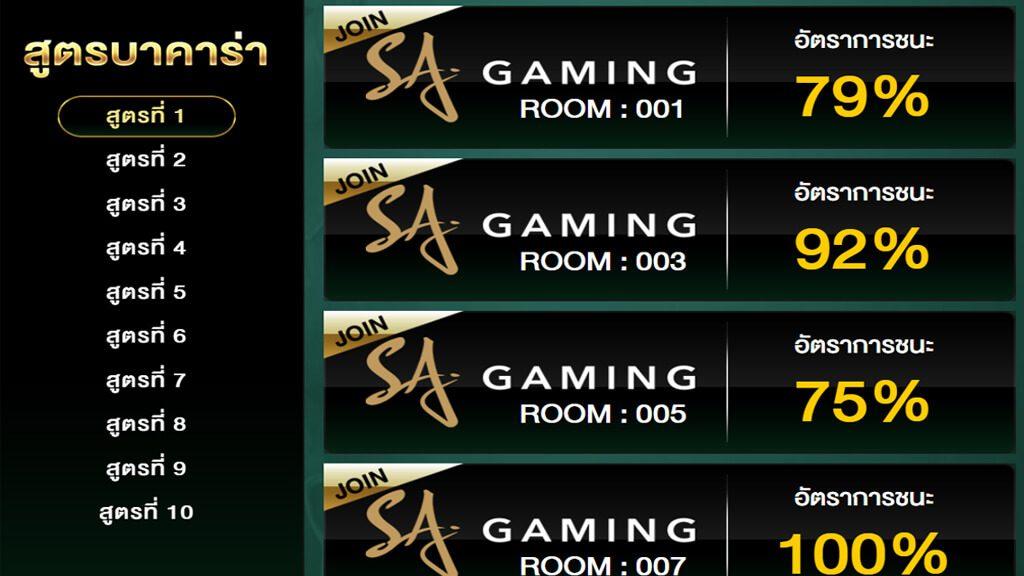สูตรบาคาร่า sa gaming ฟรี สูตรปี2020 พิชิตบาคาร่าที่ทุกคนนั้นไม่เคยเห็น